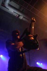 SEVERE TORTURE am Arnhem Metal Meeting 2007