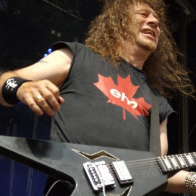ANVIL: neues Album ´Juggernaut Of Justice´ im Mai
