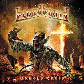 """BLOODBOUND: """"Unholy Cross"""" – Artwork und Trackliste"""