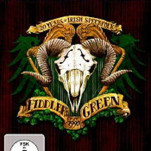 FIDDLER´S GREEN: Folk´s Not Dead [DVD]
