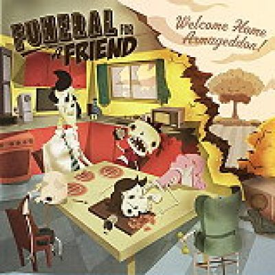 "FUNERAL FOR A FRIEND: ""Welcome Home Armageddon"" – Video, Artwork und Trackliste"