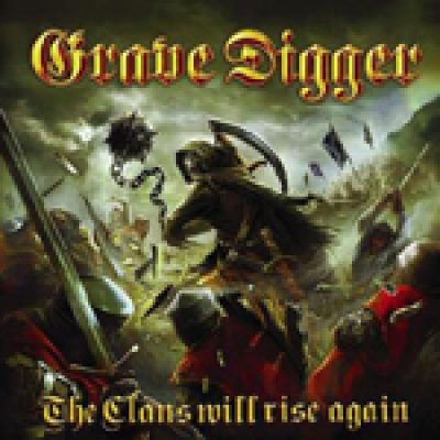 GRAVE DIGGER: Song vom neuen Album ´The Clans Will Rise Again´