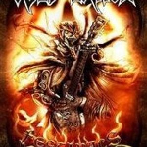 ICED EARTH: Festivals Of The Wicked [DVD]