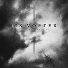 "ICS VORTEX: Song von ""Storm Seeker"" online, Cover & Tracklist"