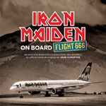 IRON MAIDEN: Vorschau auf Fotoband ´On Board Flight 666´