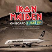IRON MAIDEN: Vorschau auf Fotoband ´On Board Flight 666´