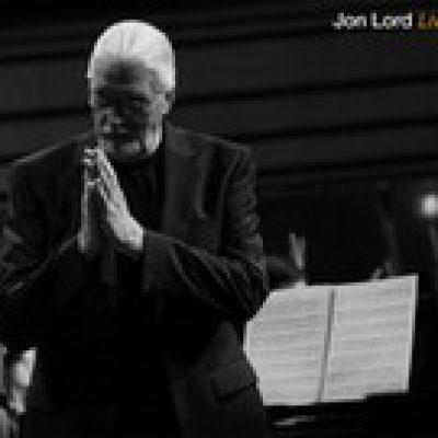 JON LORD: an Krebs erkrankt/neues Klassik-Album ´Live´