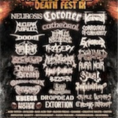 MARYLAND DEATH FEST 2011: mit GHOST, IN SOLITUDE und SKINLESS