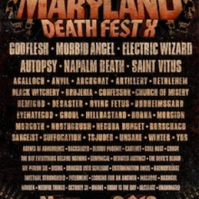 MARYLAND DEATH FEST 2012: UNANIMATED und AGALLOCH komplettieren Billing