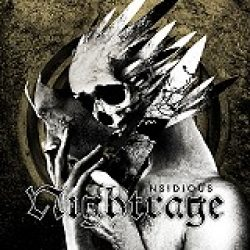 "NIGHTRAGE: ""Insidious"" – Artwork und Tracklist enthüllt"