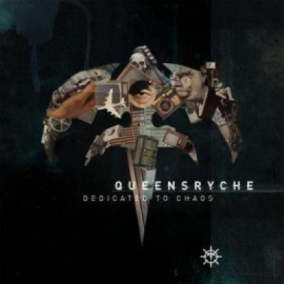"QUEENSRYCHE: ""Dedicated To Chaos"" – Artwork enthüllt"
