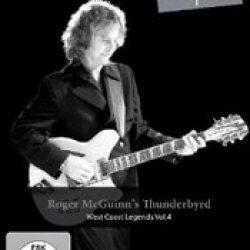 ROGER MCGUINN´S THUNDERBYRD: Rockpalast – West Coast Legends Vol.4 [DVD]