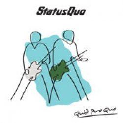 STATUS QUO: neues Album ´Quit Pro Quo´ im Mai