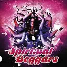 SPIRITUAL BEGGARS: ´Return To Zero´ – Artwork und Tracklist