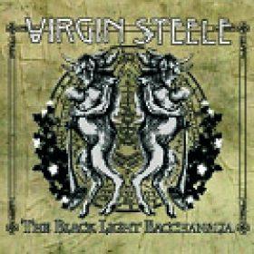 VIRGIN STEELE: Artwork und Trackliste zu ´The Black Light Bacchanalia´ bekannt gegeben