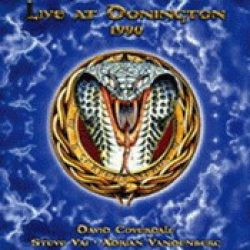 WHITESNAKE: Live At Donington 1990 [Doppel-CD/DVD]