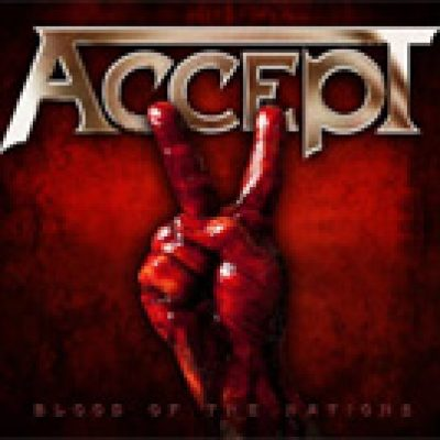 ACCEPT: ´Blood Of The Nations´ Cover & Tracklist des neuen Albums