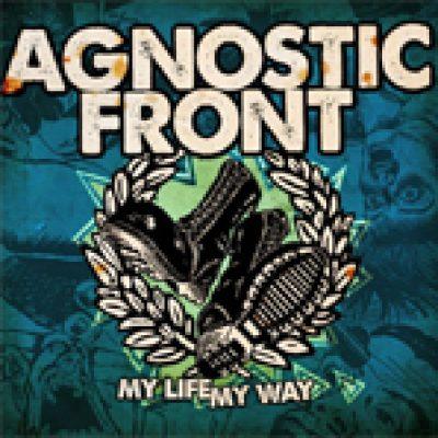 AGNOSTIC FRONT: weiterer Song  von ´My Life, My Way´ online