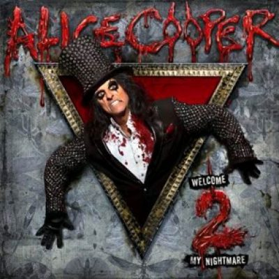 ALICE COOPER: Ausschnitte aus ´Welcome 2 My Nightmare´  online