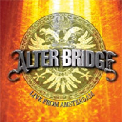ALTER BRIDGE: ´Live from Amsterdam´ – DVD/CD-Set