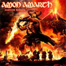 AMON AMARTH: Cover & Tracklist des neuen Albums ´Surtur Rising´
