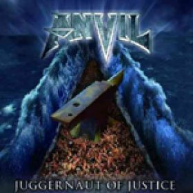 ANVIL: neues Album ´Juggernaut Of Justice´ online anhören