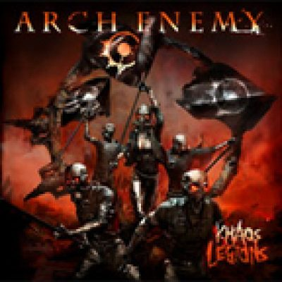 ARCH ENEMY: neues Album ´Khaos Legions´ als Stream