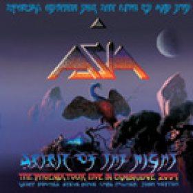 ASIA: Live-Album ´Spirit Of The Night – Live in Cambridge 2009´