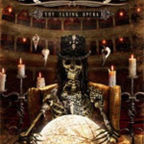 AVANTASIA: ´The Flying Opera – Around The World In 20 Days´ – Cover der Live-DVD