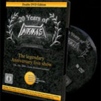 AXXIS: Live-DVD ´20 Years Of Axxis´