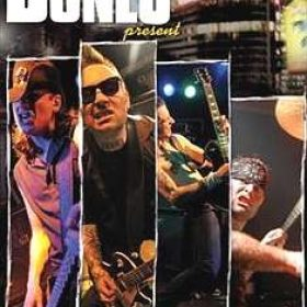 THE BONES: Berlin Burnout (Live DVD)