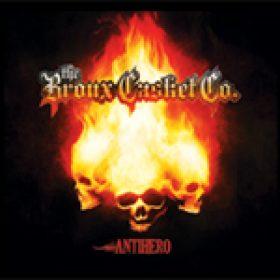 THE BRONX CASKET CO.: neues Album ´Antihero´
