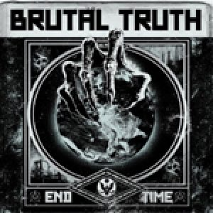 BRUTAL TRUTH: Cover & Tracklist von ´End Time´
