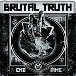BRUTAL TRUTH: Cover & Tracklist von ´End Time´
