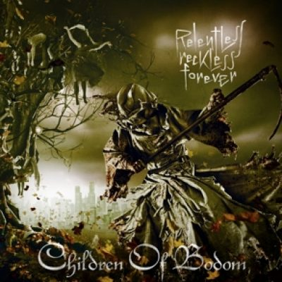 CHILDREN OF BODOM: Song vom neuen Album ´Relentless Reckless Forever´