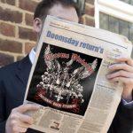 "CHROME DIVISION: neues Album ""Infernal Rock Eternal"""