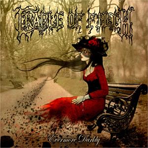 CRADLE OF FILTH: Cover zu ´Evermore Darkly . . . ´