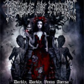 CRADLE OF FILTH:  Song vom neuen Album ´Darkly, Darkly, Venus Aversa´