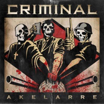 CRIMINAL: zwei Songs als Gratis-mp3