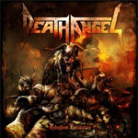 DEATH ANGEL: Cover & Songtitel von ´Relentless Retribution´