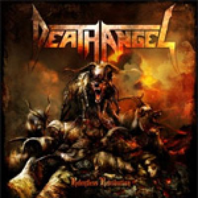DEATH ANGEL: Cover & Songtitel von ´Relentless Retribution´