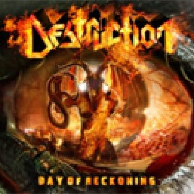 DESTRUCTION: Song vom neuen Album ´Day Of Reckoning´ online