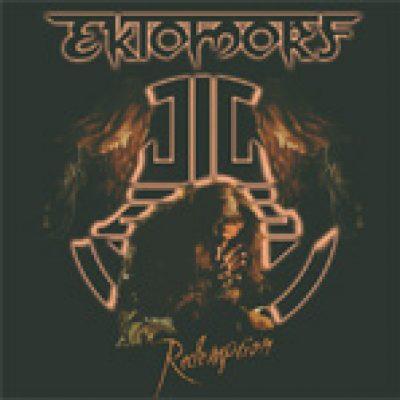EKTOMORF: Cover & Tracklist von ´Redemption´