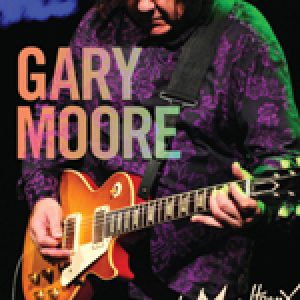 """GARY MOORE: DVD """"Live At Montreux 2010"""""""
