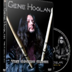 GENE HOGLAN: Instruction-DVD ´The Atomic Clock´