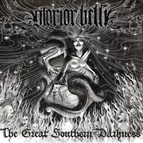 "GLORIOR BELLI: ""The Great Southern Darkness"" – Cover & Tracklist"