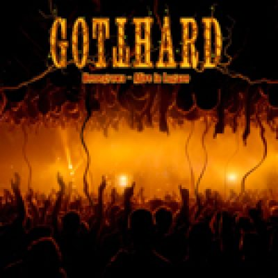 GOTTHARD: Live-Album ´Homegrown – Alive In Lugano´