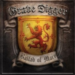 GRAVE DIGGER: Single ´The Ballad Of Mary´  & Tour im März