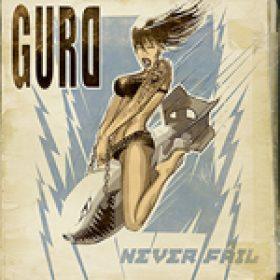 "GURD: Cover & Tracklist von ""Never Fail"""