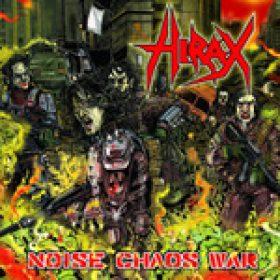 HIRAX: ´Noise Chaos War´ – EPs auf CD
